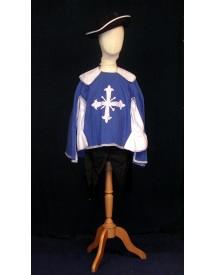D'Artagnan bleu 81